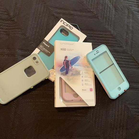 Lifeproof Case Bundle iPhone 8